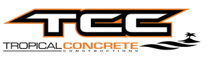 Tropical Concrete Logo